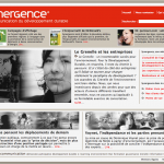 Synergence page accueil v1