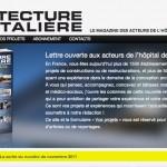 Site Architecture Hospitalière